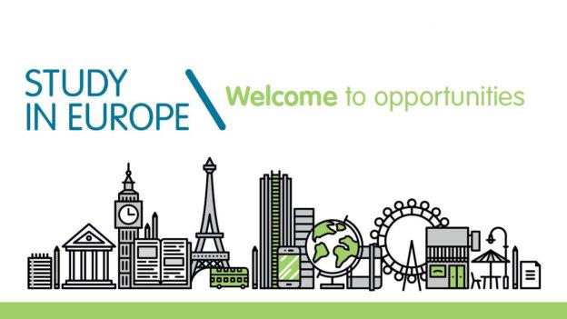 Відвідайте виставку Study in Europe Fair Ukraine