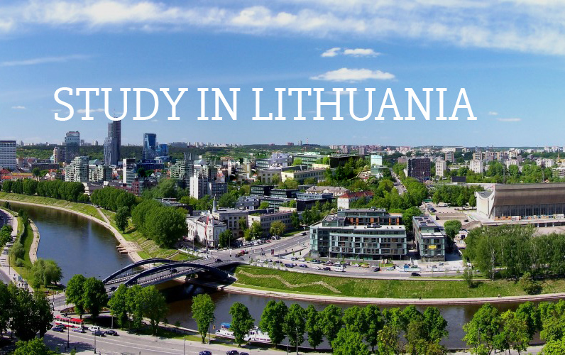 The call for applications for 2019-2020 short-term studies in Lithuania