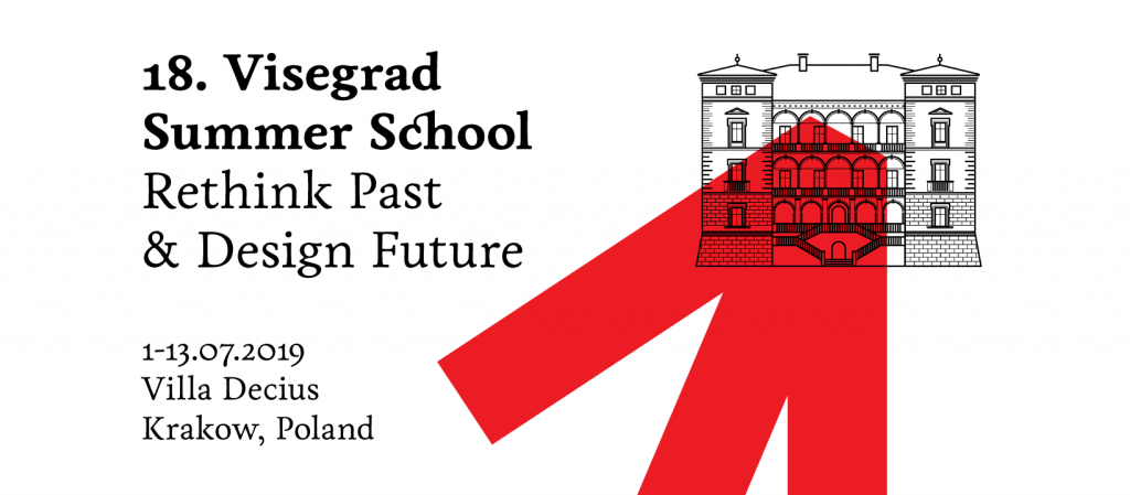 Visegrad Summer School Rethink Past & Design Future