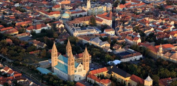 Erasmus+: Університет м. Печ (Угорщина)