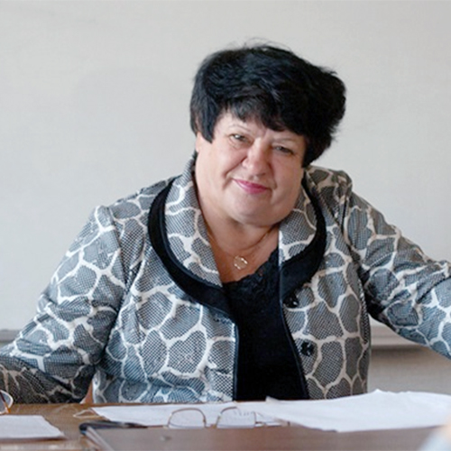 Катерина Степанівна Серажим