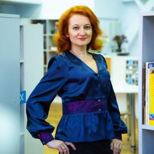 Олена Миколаївна Рижко